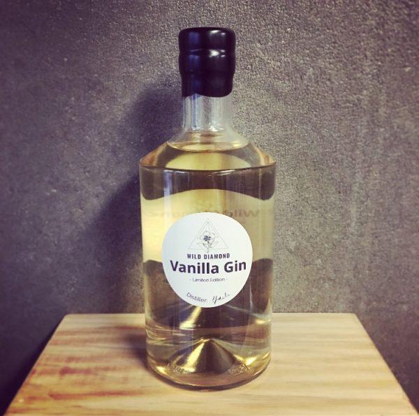 Vanilla Gin - Wild Diamond Gin