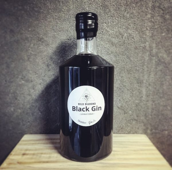 Black Gin - Wild Diamond Gin